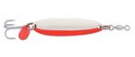Колеблющаяся блесна Krocodile (Chrome/Fluorescent Red Strip) 1003-112-0305