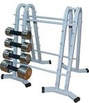 Стойка под гантели для фитнеса на 12 пар