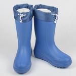 Женские зимние сапоги Онега ТЭП синие 4-слойные меховой вкладыш -40°С