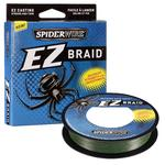 Плетеный шнур SpiderWire EZ Braid 100м зеленый